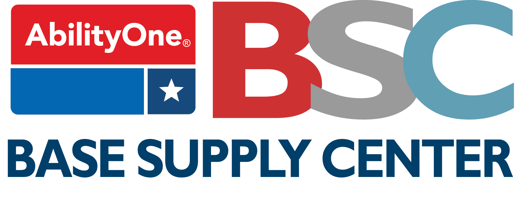 BSC (Base Supply Center) logo