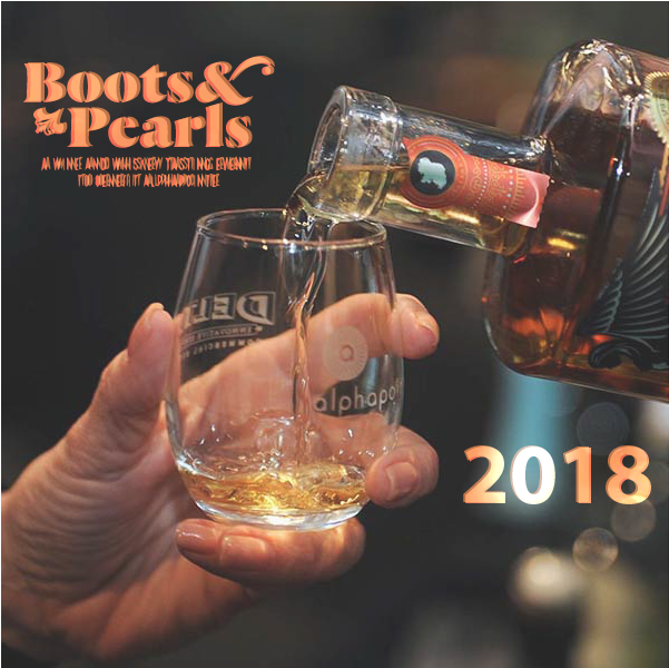 Boots & Pearls 2018