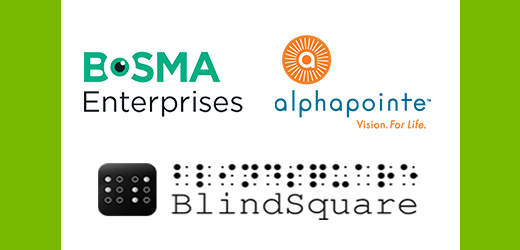 BOSMA ENTERPRISES BRINGS BLINDSQUARE TECHNOLOGY TO NATIONAL NONPROFIT IN NEW YORK