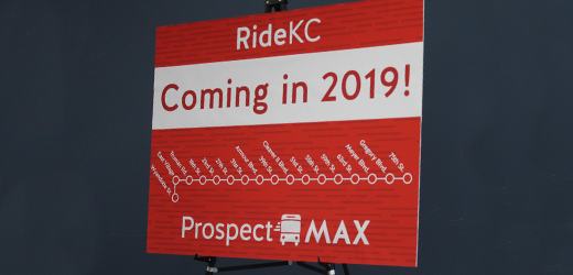 KCATA CELEBRATES NEXT STEP IN PROSPECT MAX EXPANSION