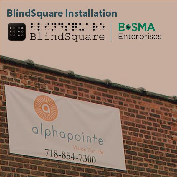 BlindSquare Installation