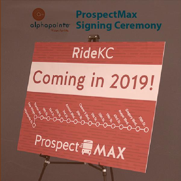 ProspectMax Signing Ceremony