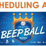 Beep Ball Clinic Has Been Rescheduled