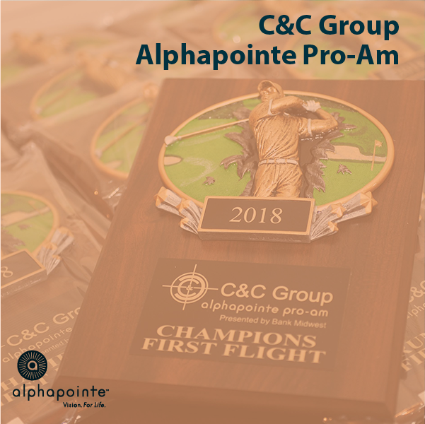 2018 C&C Alphapointe Pro-Am Presented by Bank Midwest