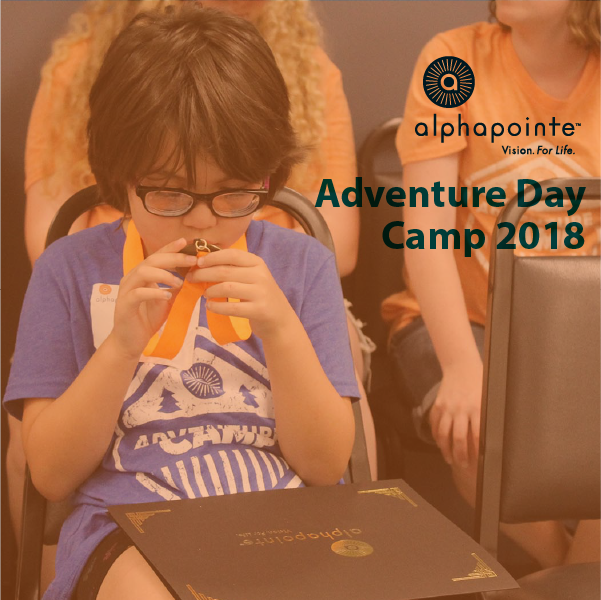 Adventure Day Camp 2018