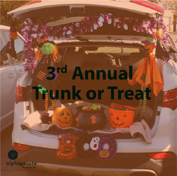 3rd Annual Trunk or Treat