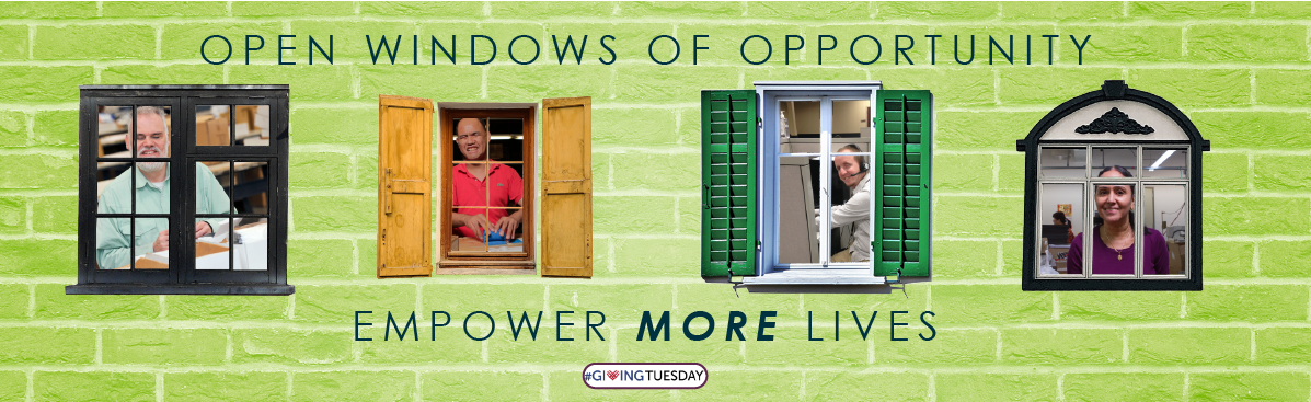 OPEN WINDOWS OF OPPORTUNITY - EMPOWER MORE LIVES