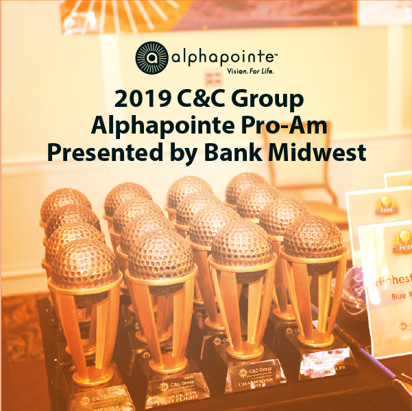 2019 C&C Alphapointe Pro-Am Presented by Bank Midwest