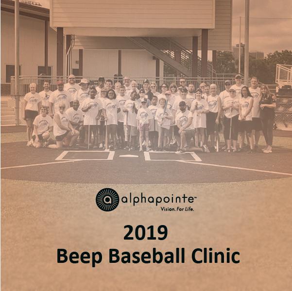 2019 Beep Baseball Clinic