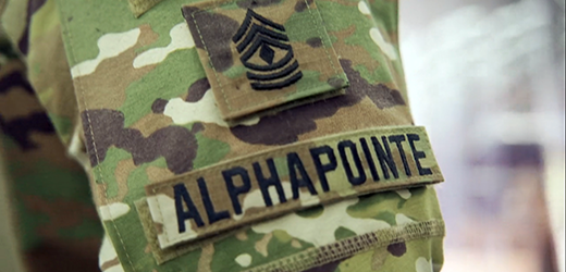 Alphapointe Is Proud to Support Veterans & Military Personnel