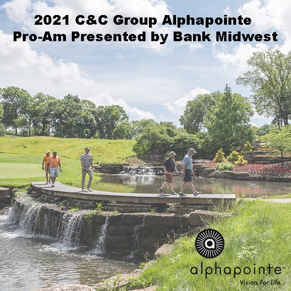 2021 C&C Group Alphapointe Pro-Am Presented by Bank Midwest