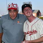 Alphapointe's Cameron Black Makes History with First Pitch
