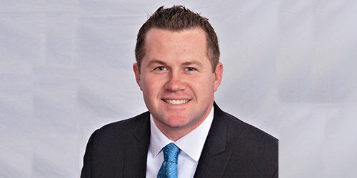 Tom England Named Vice President of Sales and Marketing